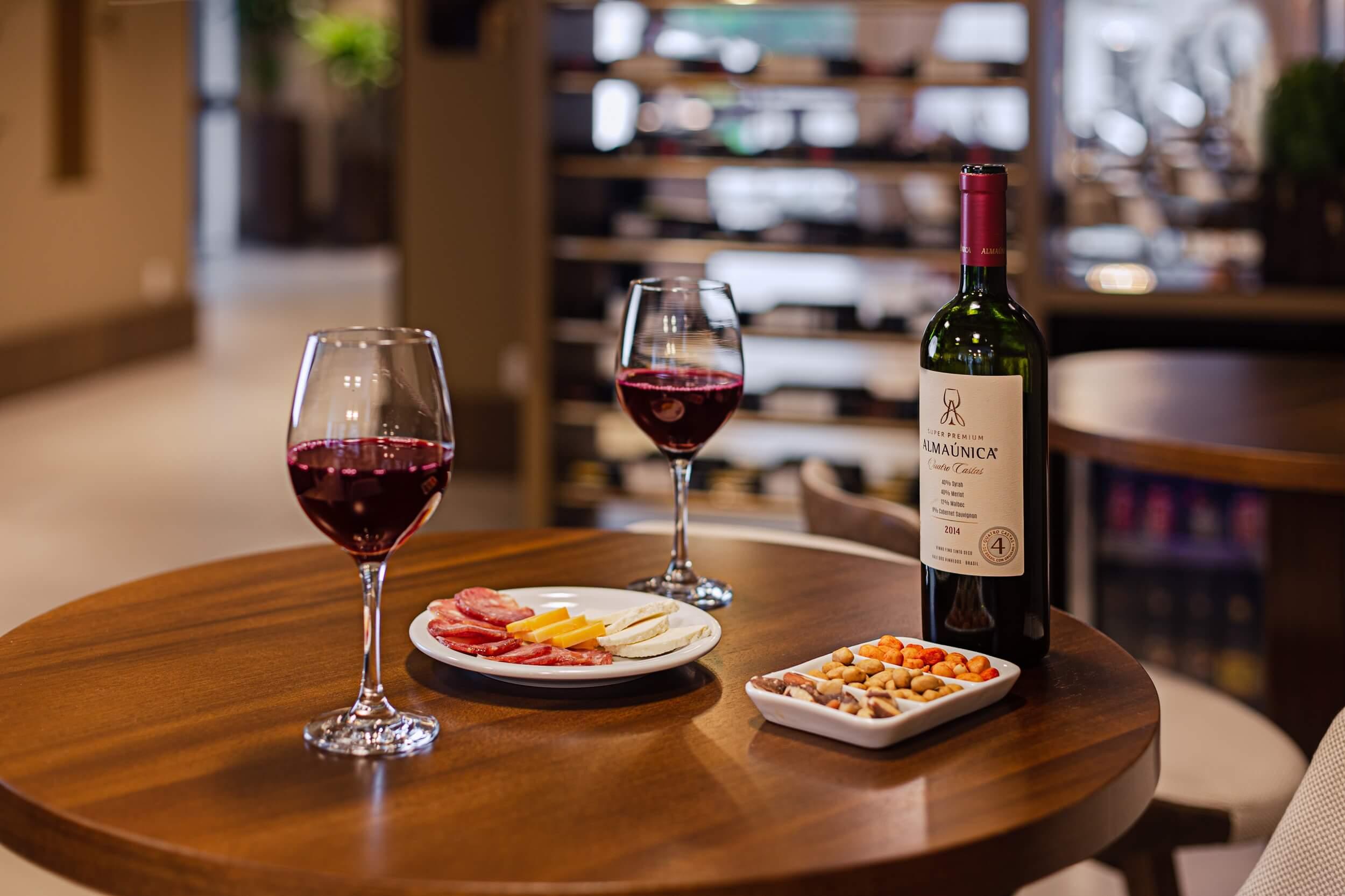 Vinhos Hotel Fioreze Primo