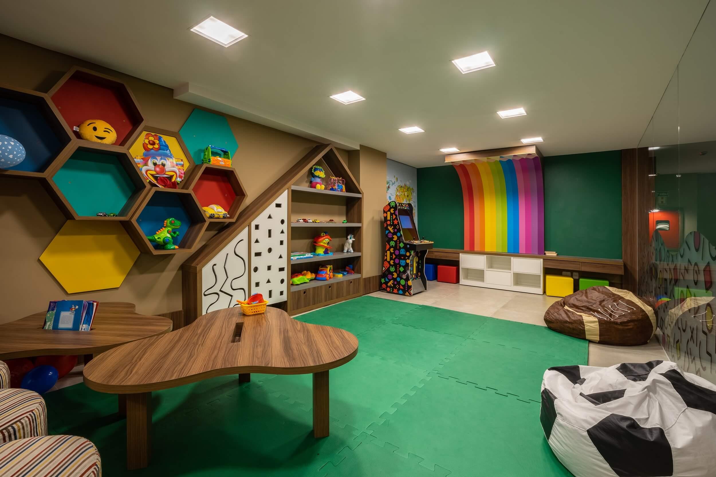 Espaço kids hotel fioreze centro