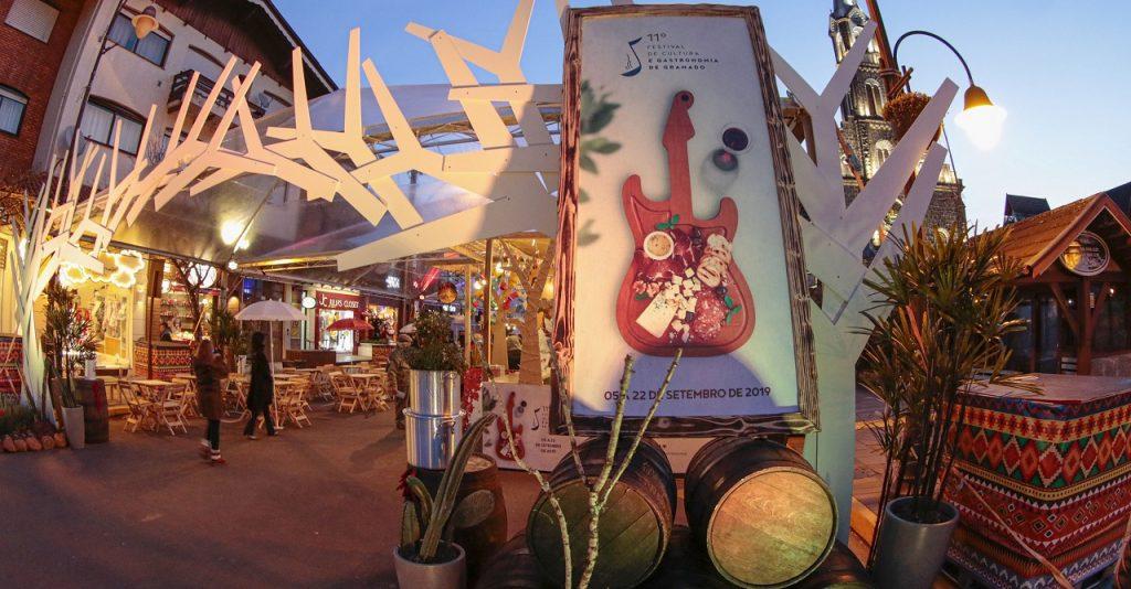 Saiba mais sobre o Festival de Cultura e Gastronomia de Gramado!